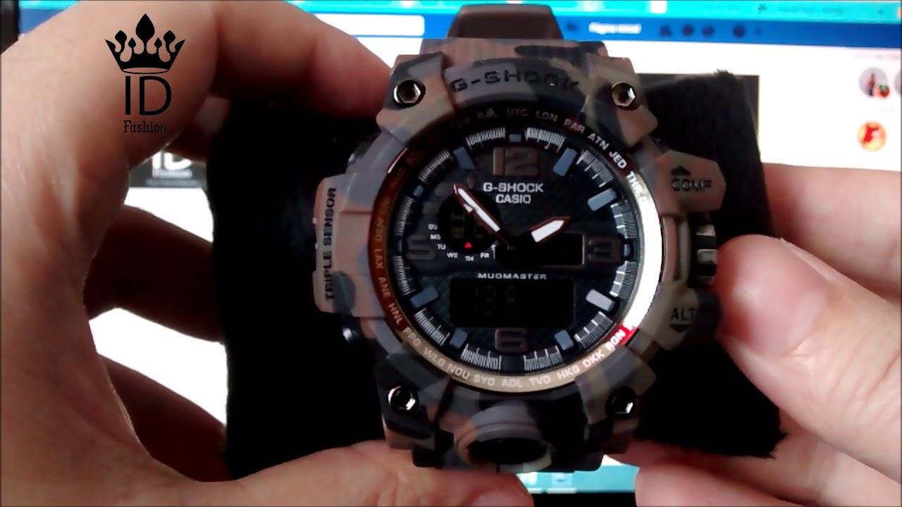 c20ecb4218 Unboxing Relógio Masculino Gshock Vendas no Mercado Livre - YouTube