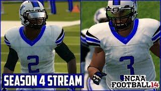 NCAA Football 14 Teambuilder Dynasty Season 4 Bowl Game! [EP40]