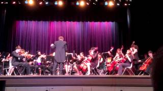 West Side Story Medley, Sequoia High School Orchestra