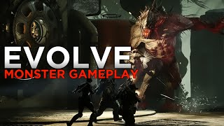 Evolve Gameplay Big Alpha - EVOLVE LEVEL 3! (PC/PS4/XB1 1080p HD)