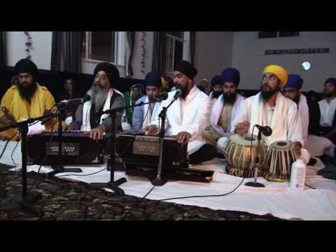 Gyani Paramjit Singh (Port Alberni) - Victoria Rainsbhaee 2016