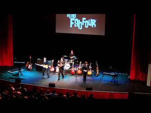 From The Beatles from 1964 to The Fab Four at the Paramount Theater