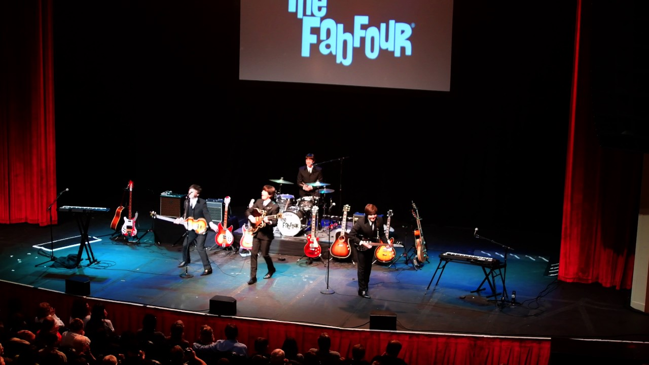 The Beatles From 1964 To The Fab Four At The Paramount