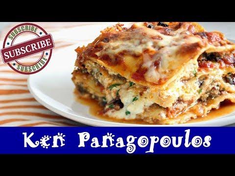 How To Make Lasagna – Easy No Boil Lasagna Recipe