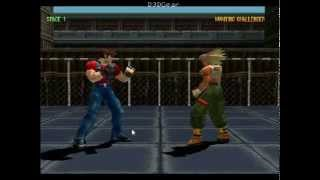 "BLOODY ROAR 2 FIGHT 1# ARCADE (PC GAMEPLAY) ""DAMN FABULOUS!"""