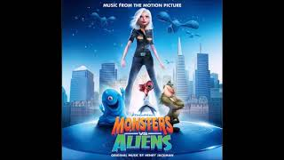Monsters Vs Aliens Sountrack -Rock You Like A Hurricane - Scorpions
