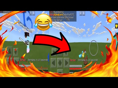 HE'S MAD! LOL! UHC #1