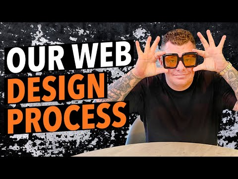 OUR WEB DESIGN PROCESS (FOR WEBSITE DEVELOPERS)