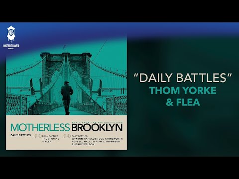 "Thom Yorke - New Song ""Daily Battles"" Ft. Flea"