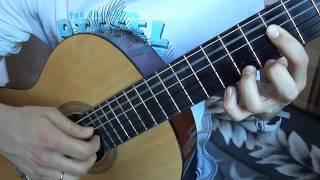 Download Простая,но красивая мелодия (Романс Гомеса) (Видеоурок) Mp3 and Videos