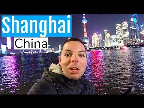 Shanghai China City Tour