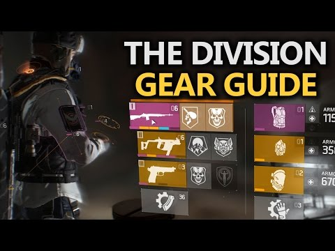 The Division: End Game Gearing Guide