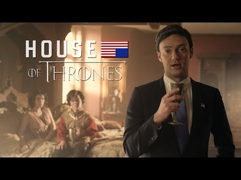 House of Thrones Game of Thrones meets House of Cards Parody  Quiznos  Toasty.tv