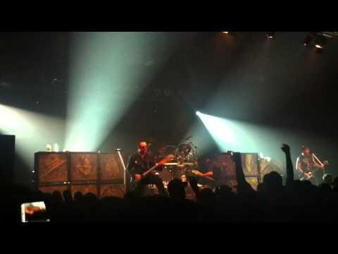 2012-06-29 - Weyburn - Volbeat - River Queen