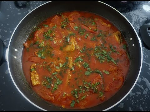 Simple Fish Curry For Beginners