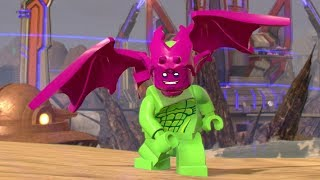 LEGO Marvel Super Heroes 2 - Spore or Less Challenge (All 10 Spike Spores)
