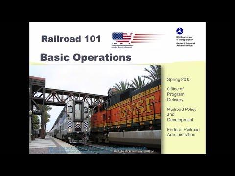 Railroad 101: Basic Operations