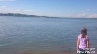 Мой новый клип \по волнам