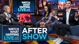 After Show: Was James Kennedy Sober All Season? | WWHL