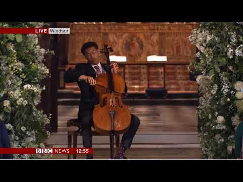Royal Wedding Sheku Kanneh Mason Virtuoso Plays Fauré, Schubert & Theresia von Paradis Cello