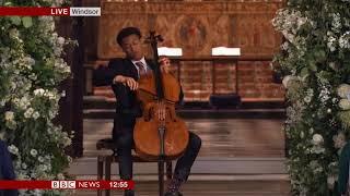 Royal Wedding Sheku Kanneh Mason Virtuoso Plays Fauré, Schubert & Theresia von Paradis Cello