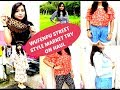Street Style Fashion Try On Haul || Taipei Wufenpu Fashion Area || Shopping in Taiwan