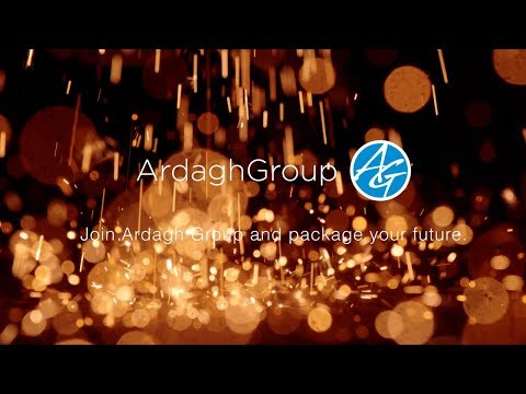 Take A Glimpse Inside The World Of Ardagh Group. #Joinus. (ENG)