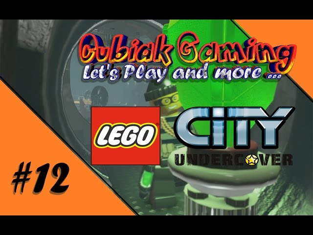 CHASE, DER SMARAGDDIEB ★ Let's Play LEGO City Undercover #12
