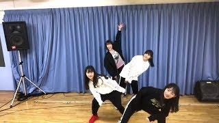 20190115 磯部杏莉ちゃん(原駅ステージA)twitter動画.