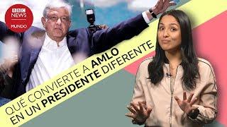 3 cosas por las que AMLO es un presidente distinto (y qué dicen sus críticos)