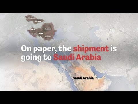 Making a Killing: The Saudi-Backed Pipeline