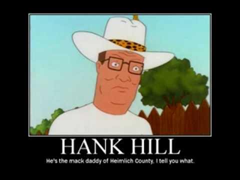 Karaoke w/ Hank Hill