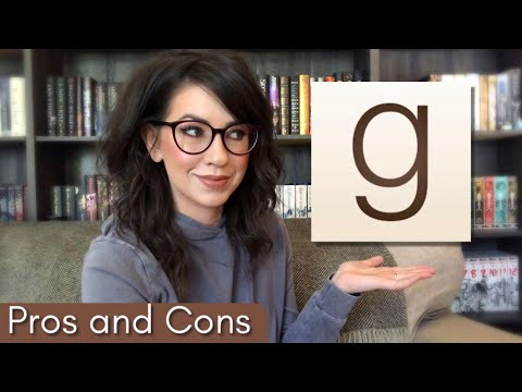 PROS AND CONS OF GOODREADS