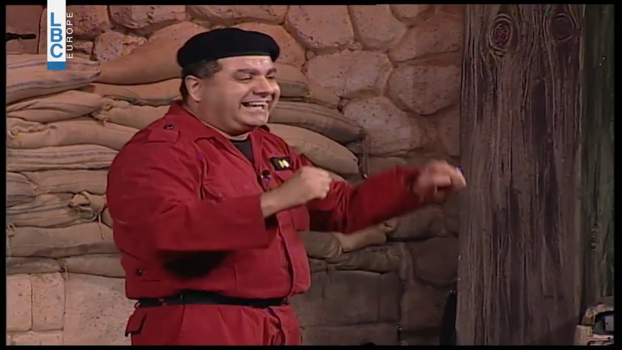 مسرحية جورج خباز: غزل بالهوا الطلق مع حراسة مشددة ????????  - 08:54-2021 / 5 / 15