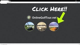 How to Import Courses into Jack Nicklaus Perfect Golf on Skytrak
