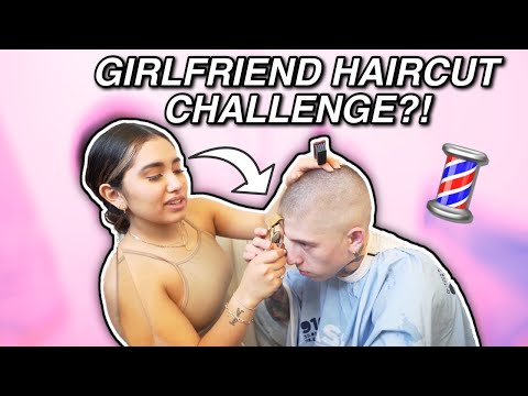 MY GIRLFRIEND MESSED MY HAIR UP?! - VicBlends