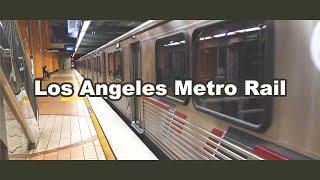 メトロに乗って、ロサンゼルス観光 / Los Angeles Metro Rail