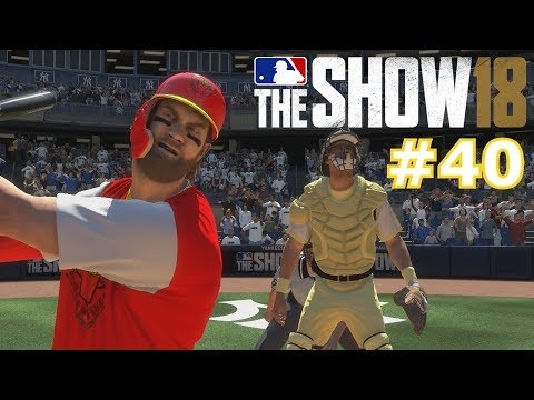 EPIC GAME AGAINST AN 800 RATING SUBSCRIBER | MLB The Show 18 | Diamond Dynasty # 40