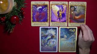ARIES ~ A SPECIAL Holiday Oracle Reading for You