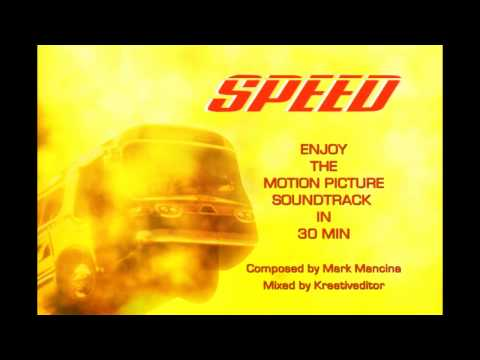 SPEED (1994) Original Motion Picture Soundtrack
