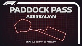 F1 Paddock Pass: Post-Race At The 2019 Azerbaijan Grand Prix