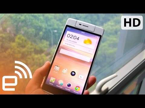 Meet the Oppo N3 | Engadget