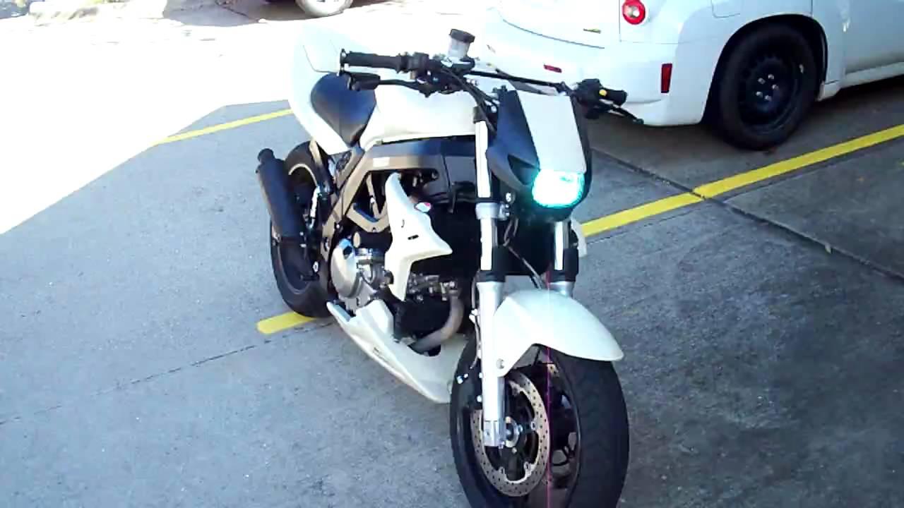 Suzuki Sv Streetfighter