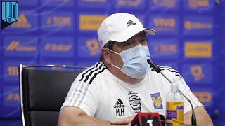 Miguel Herrera comentó que le da gusto tener equipo completo, sin embargo, no le agrada que los franceses hayan regresado tan pronto de los Juegos Olímpicos de Tokio 2020