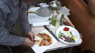 ミニ石窯キットでピザを焼こう!