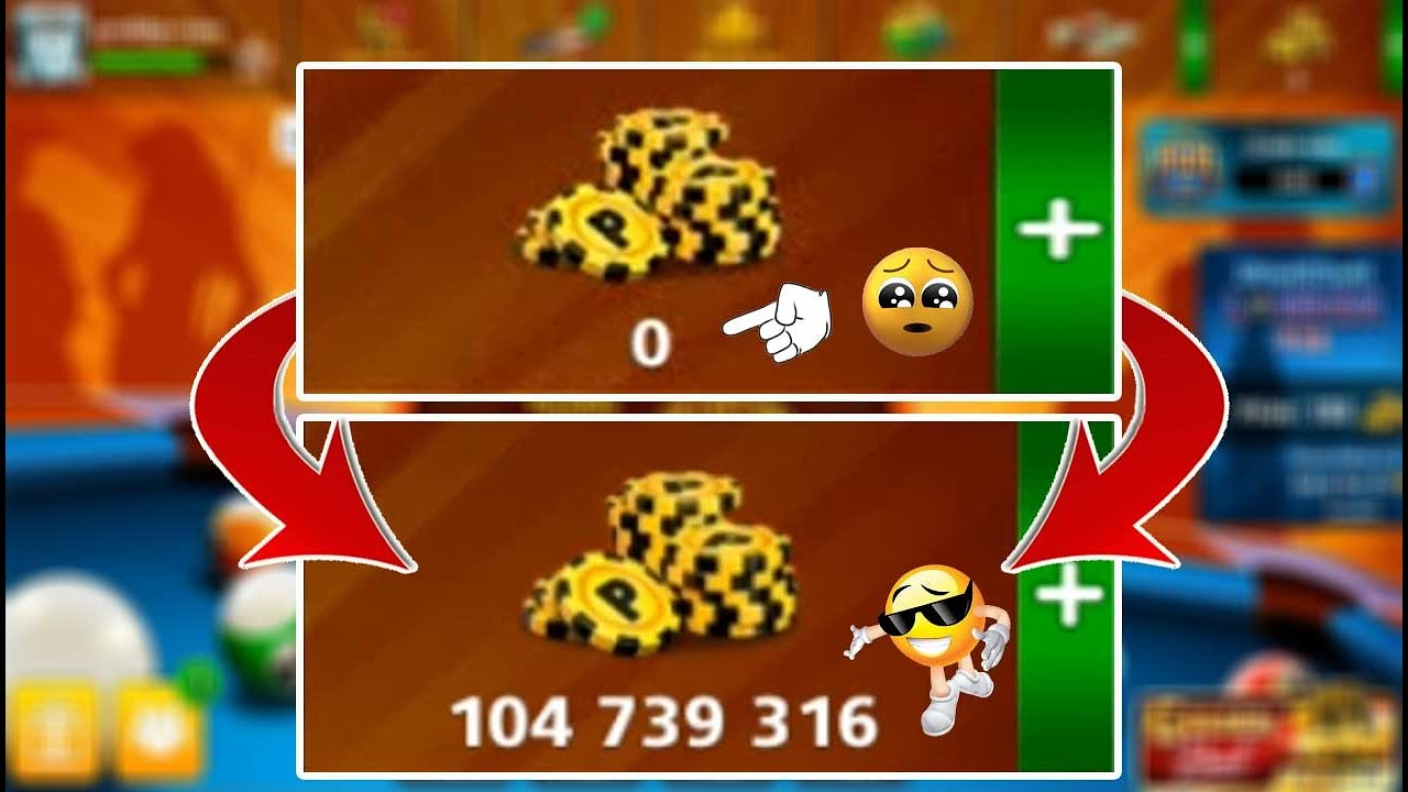 From 0 To 100M Coins 😃 Level 17 To 22 👉 All in 8 ball pool