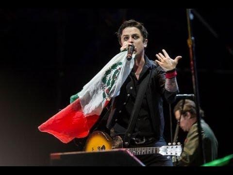 Green Day - Boulevard Of Broken Dreams - Corona Capital 2017