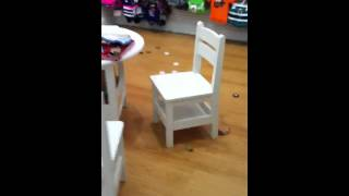 KID TAKES A BIG POOP IN STORE
