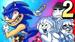 Oney Plays Sonic Adventure 2 - Ep 2 - Launch Codes