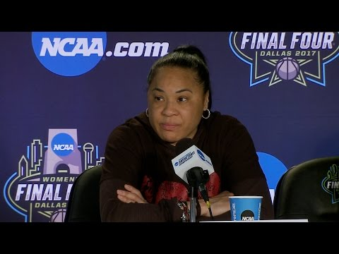 Dawn Staley NCAA Championship Game News Conference — 4/1/17